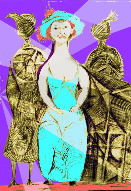 donna tra i manichini x blog_ter